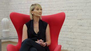MC@WORK: Ольга Руднева, основательница Фонда Елены Пинчук-320x180