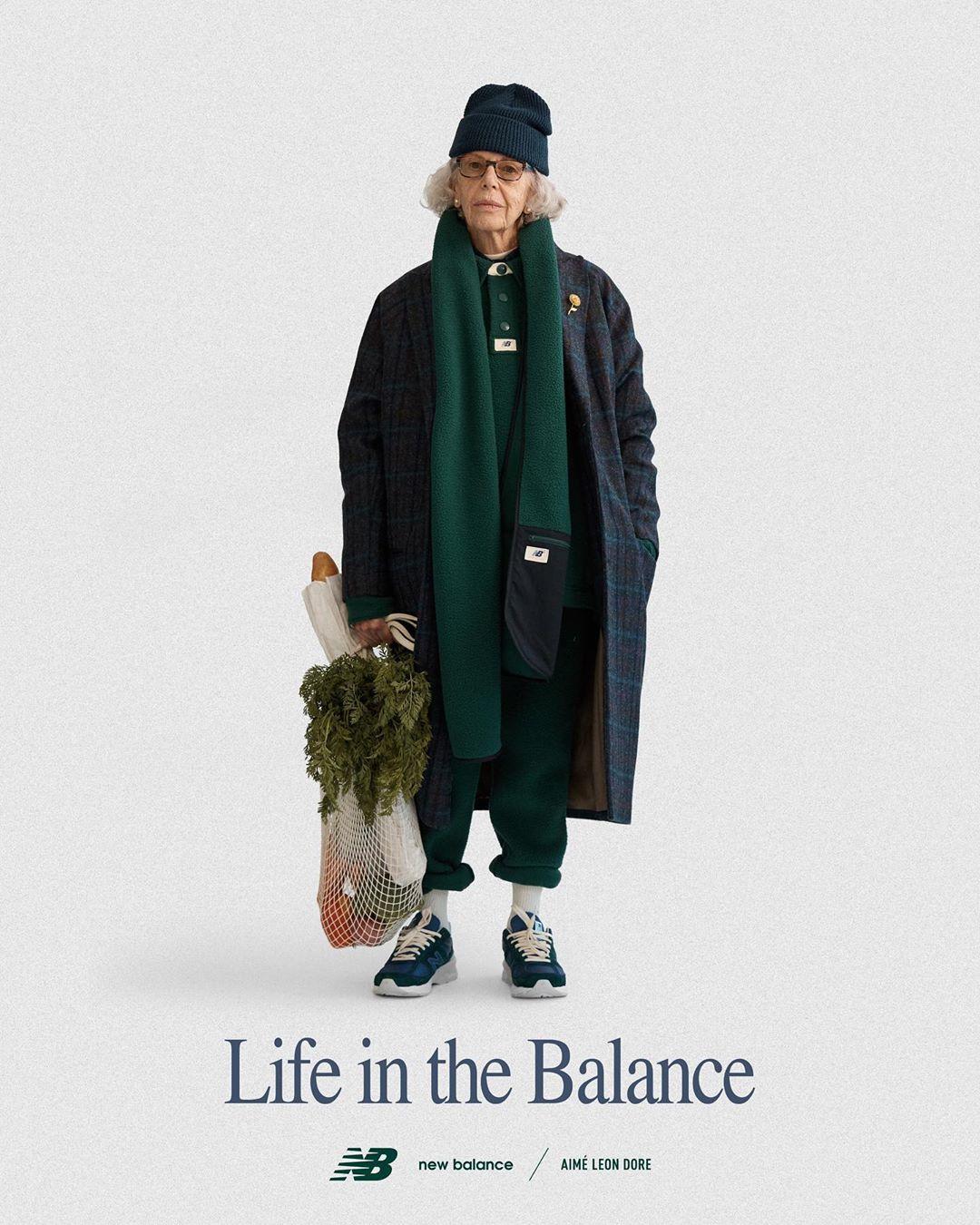 Aime Leon Dore New Balance Fall 2019