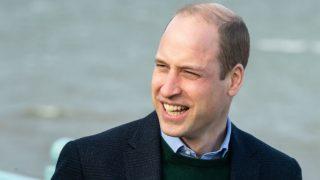 Принц Уильям впервые прокомментировал положительный тест на COVID-19-320x180