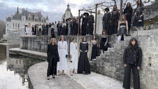 Chanel провели показ коллекции Métiers d'Art в замке Шенонсо-320x180