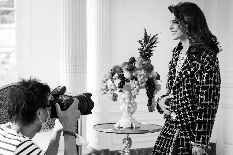 Что нужно знать о Шарлотте Казираги — новом амбассадоре Chanel