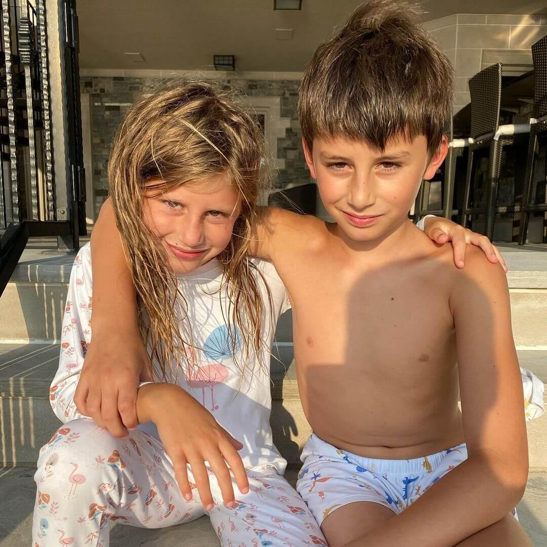 ЖизельБюндхени ТомБрэдипоздравили сына с 11-летием-Фото 3
