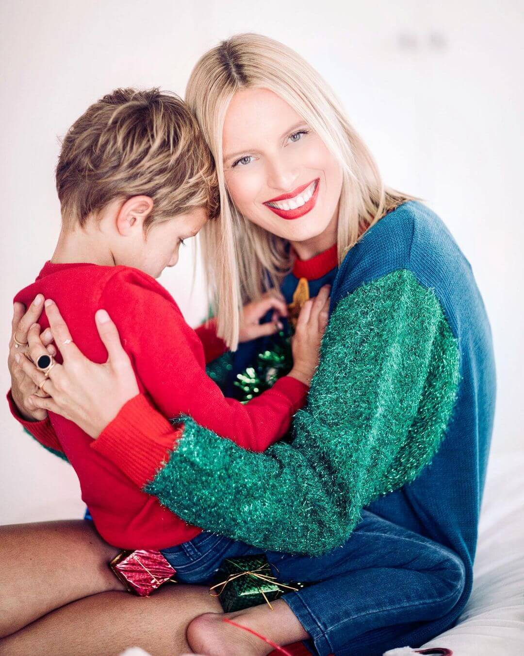 «Ангел» Victoria's Secret Каролина Куркова ждет третьего ребенка-Фото 2