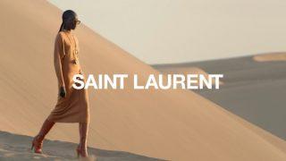 Iwish you were here: Saint Laurent провели показ весенней коллекции в пустыне-320x180