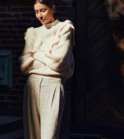 Устойчивая мода: H&M представляет новогоднюю коллекцию 2020-430x480