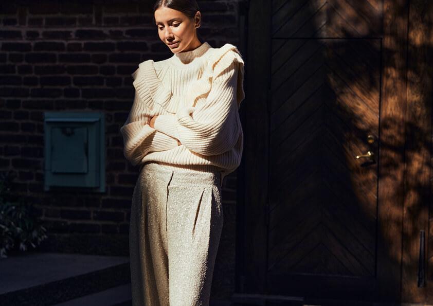 Устойчивая мода: H&M представляет новогоднюю коллекцию 2020-Фото 2