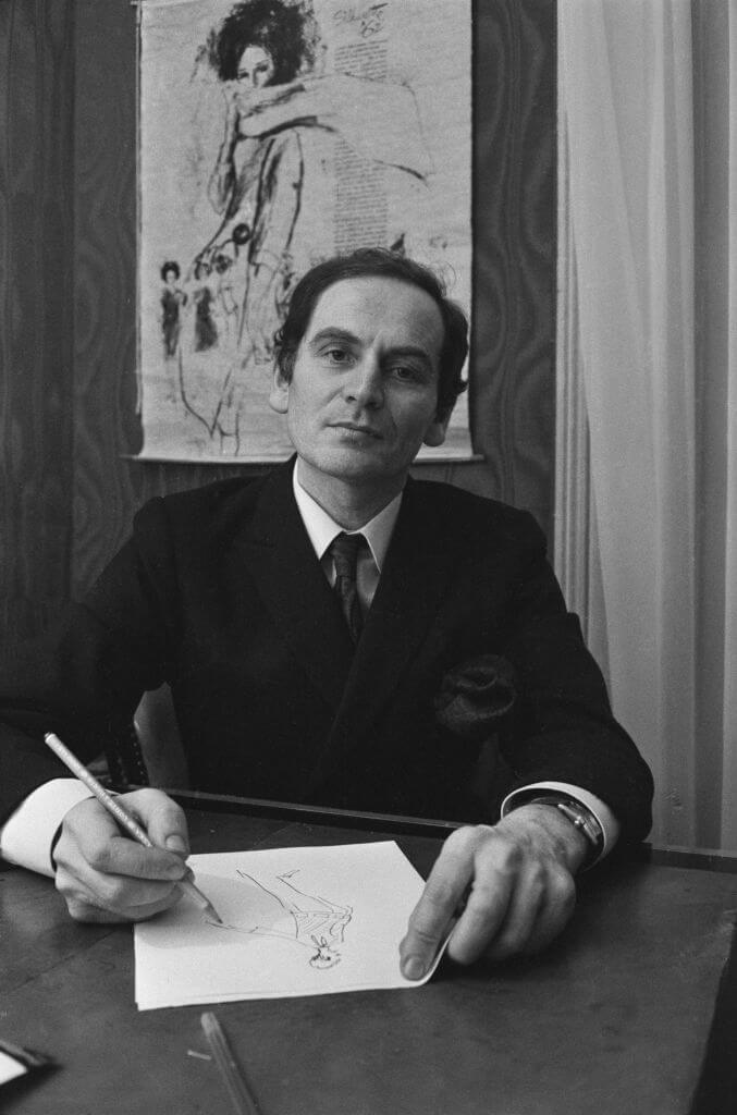 В возрасте 98 лет скончался легендарный кутюрье Пьер Карден-Фото 3