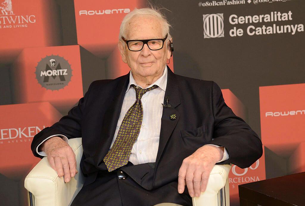 В возрасте 98 лет скончался легендарный кутюрье Пьер Карден-Фото 1