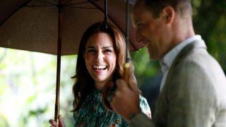 Кейт Миддлтон и принц Уильям отправляются на поезде в путешествие по Великобритании-320x180