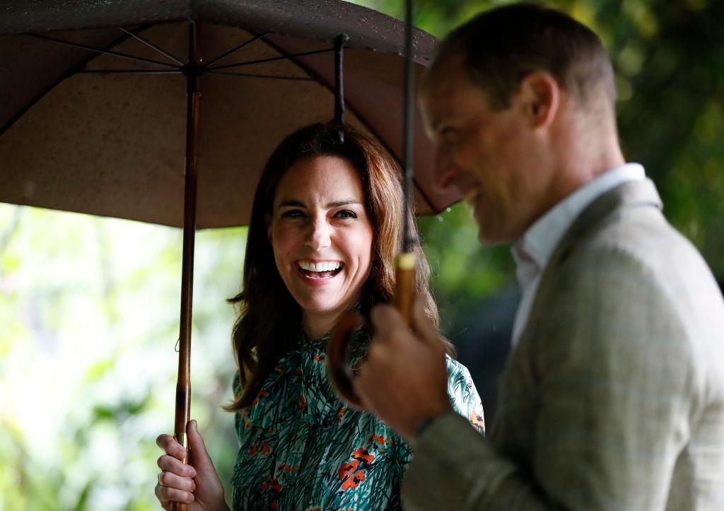 Кейт Миддлтон и принц Уильям отправляются на поезде в путешествие по Великобритании-Фото 2