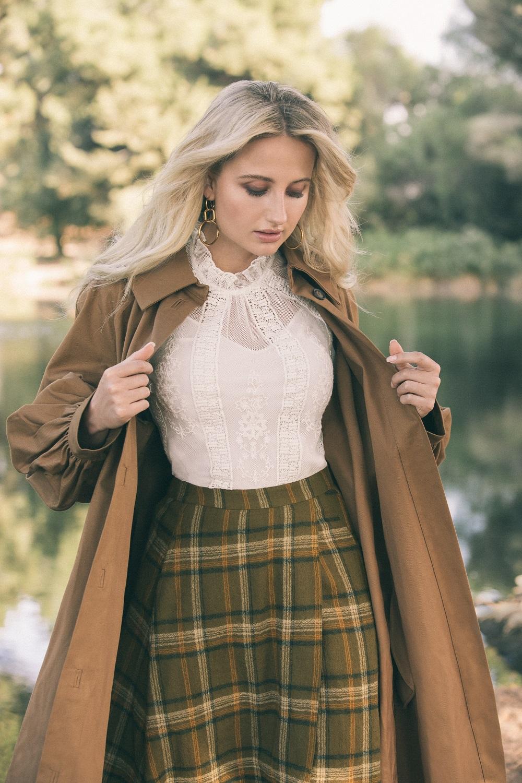 Украинская модель Людмила Ткаченко про fashion-опыт и интерес к актерству-Фото 7