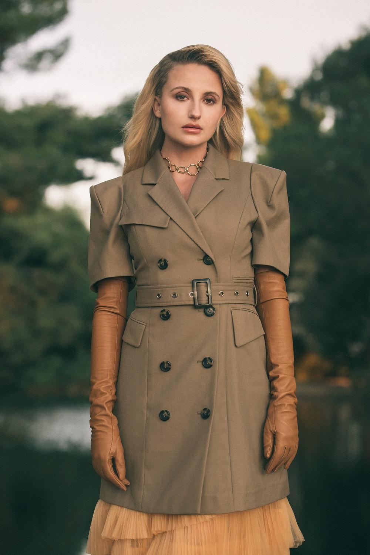 Украинская модель Людмила Ткаченко про fashion-опыт и интерес к актерству-Фото 5