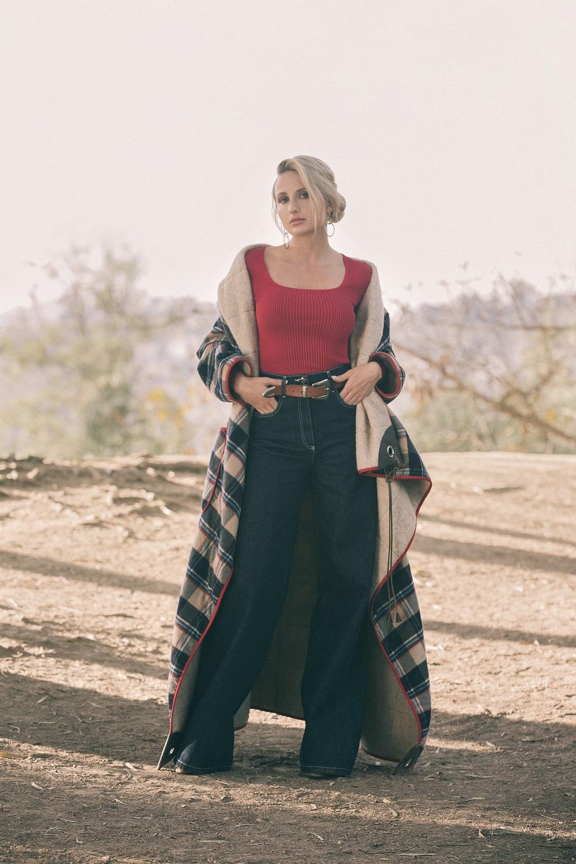 Украинская модель Людмила Ткаченко про fashion-опыт и интерес к актерству-Фото 3