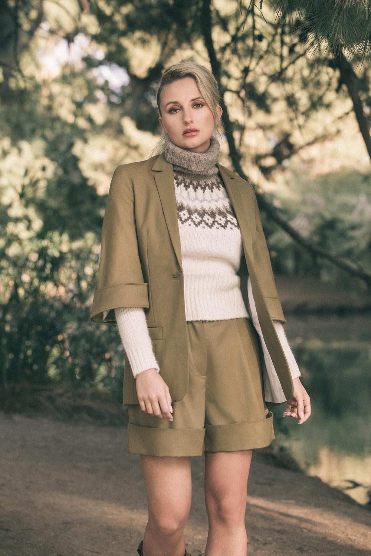Украинская модель Людмила Ткаченко про fashion-опыт и интерес к актерству-Фото 1