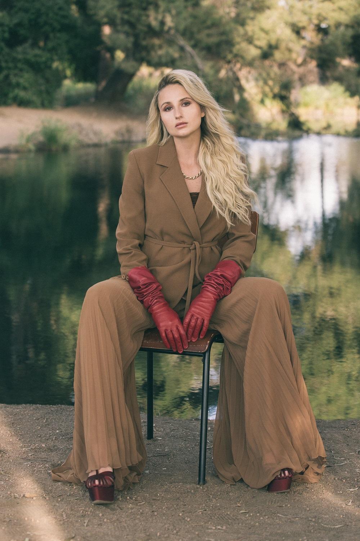 Украинская модель Людмила Ткаченко про fashion-опыт и интерес к актерству-Фото 4