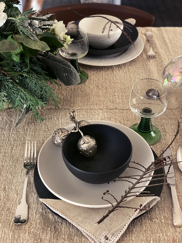 Новогодний и рождественский стол – какая разница?-Фото 9