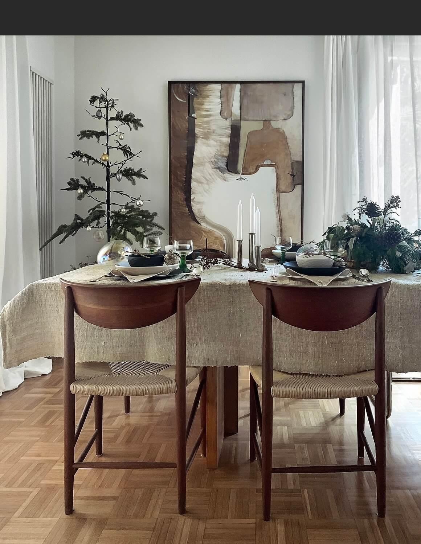 Новогодний и рождественский стол – какая разница?-Фото 6
