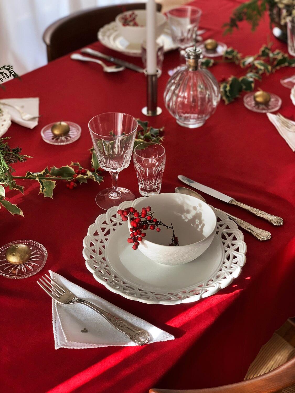 Новогодний и рождественский стол – какая разница?-Фото 7