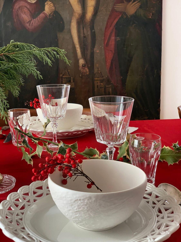 Новогодний и рождественский стол – какая разница?-Фото 3