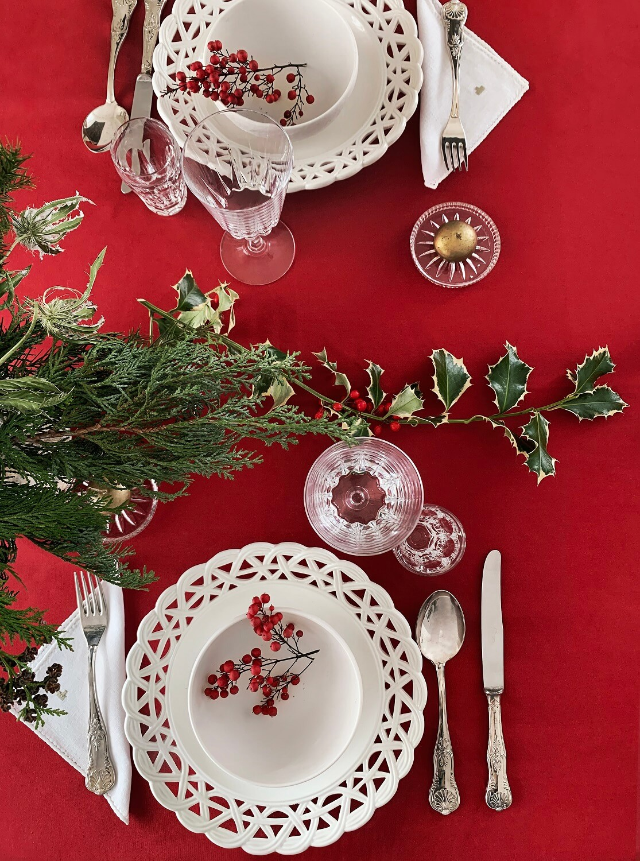 Новогодний и рождественский стол – какая разница?-Фото 10