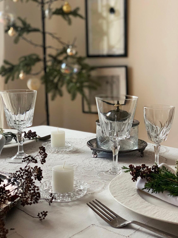 Новогодний и рождественский стол – какая разница?-Фото 8