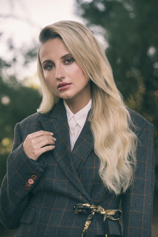 Украинская модель Людмила Ткаченко про fashion-опыт и интерес к актерству-Фото 2