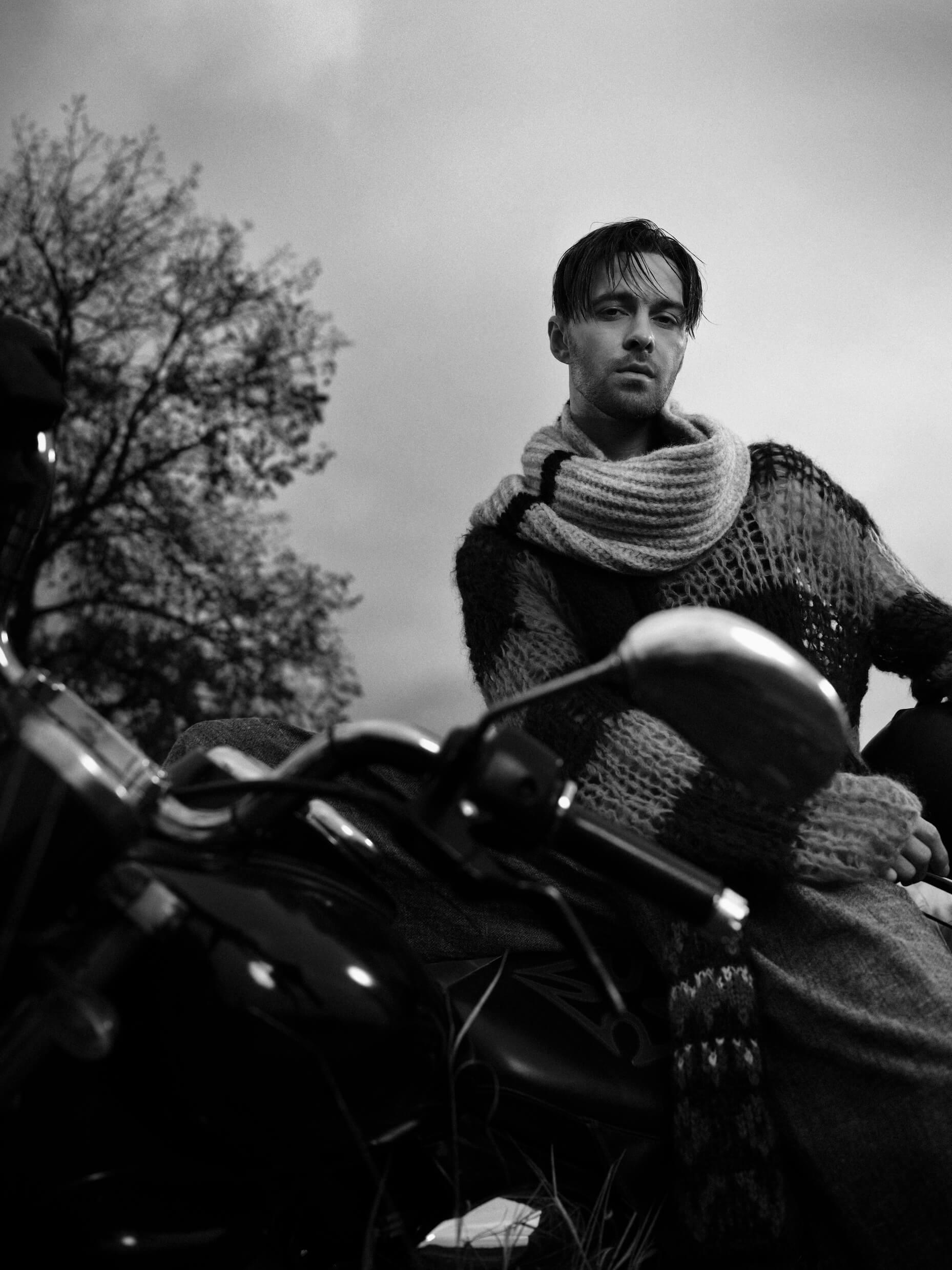 Макс Барских — главный герой зимнего номера Playboy Russia-Фото 5