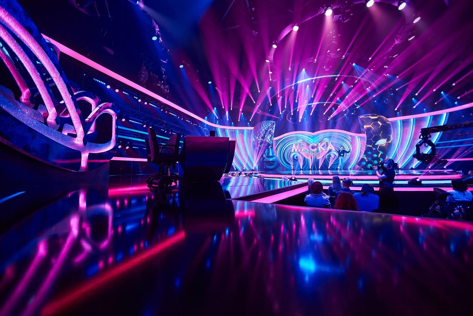 Канал «Україна» розпочав зйомки грандіозногошоу «МАСКА»-Фото 1