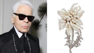 Аукцион Christie's выставил винтажные украшения Карла Лагерфельда для Chanel-320x180
