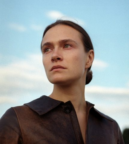 До створення першого україномовного весняного випуску Marie Claire долучилася Надя Шаповал-430x480