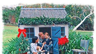 Принц Гарри и Меган Маркл поделились рождественской открыткой