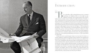 Dior опубликовали онлайн-версию книги о творчестве Кристиана Диора