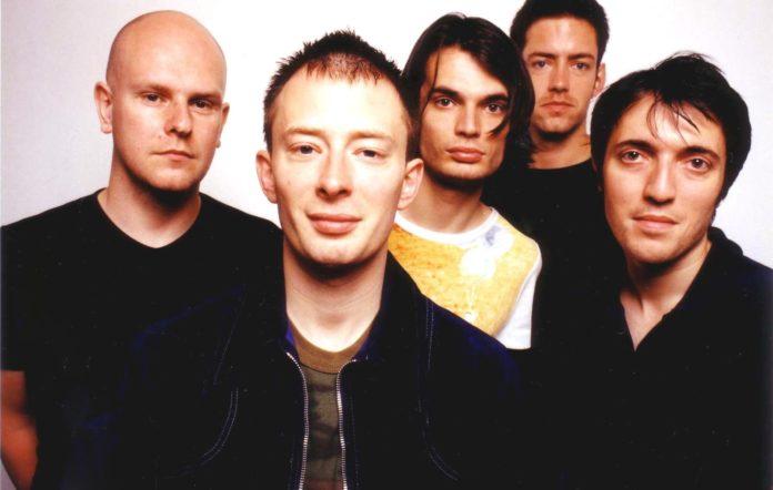 Подарите любимым праздничные диджитал-открытки от Radiohead
