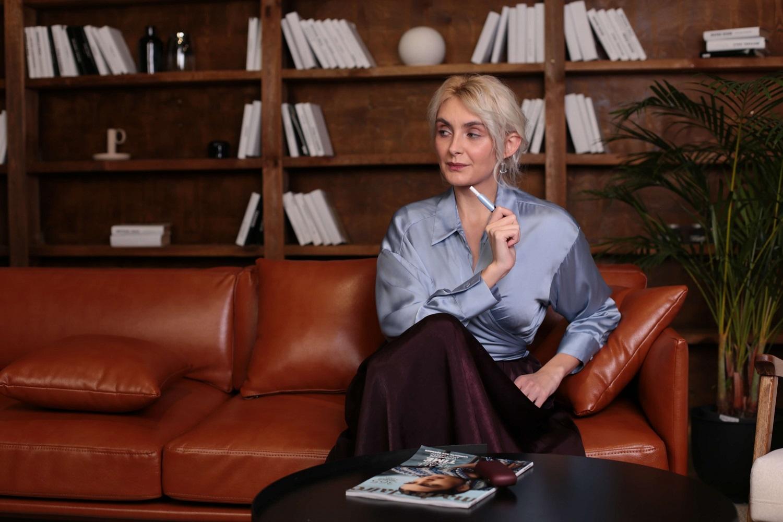 Редактор MarieClaireАнна Вакуленко: о личном бренде, безукоризненности и новом IQOS «Вишня со льдом»-Фото 5