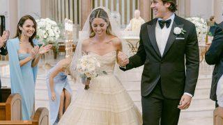 Итоги года: Звездные пары, которые решили пожениться в 2020-320x180