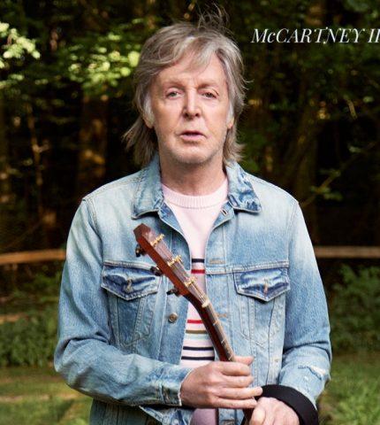 Альбом Пола Маккартни стал номером 1 в чартеBillboardвпервые за 31 год-430x480