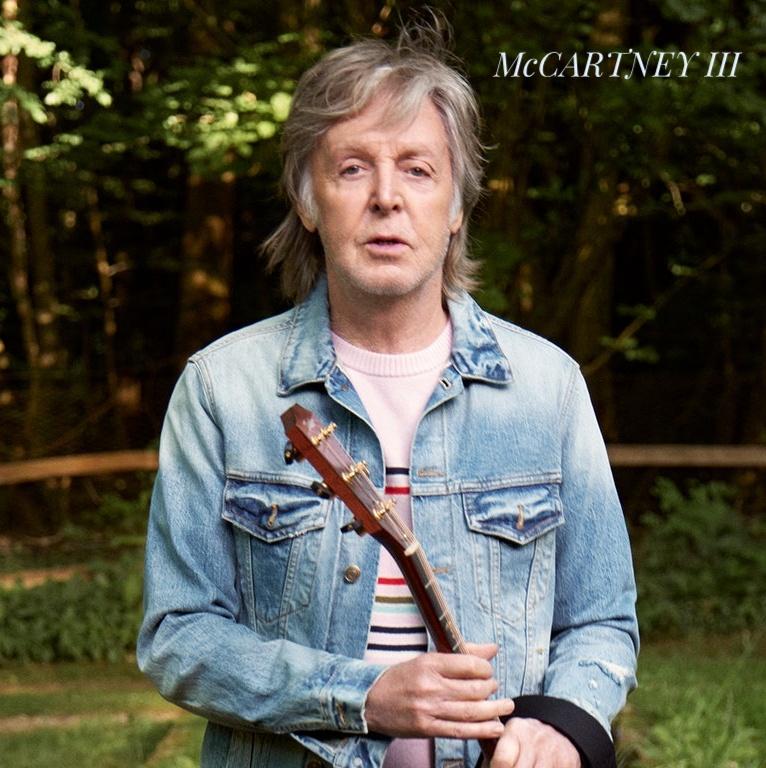 Альбом Пола Маккартни стал номером 1 в чартеBillboardвпервые за 31 год-Фото 1