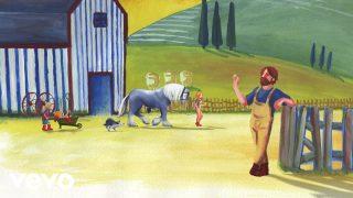 Пол Маккартни показал жизнь образ жизни хиппи на ферме в клипе When Winter Comes
