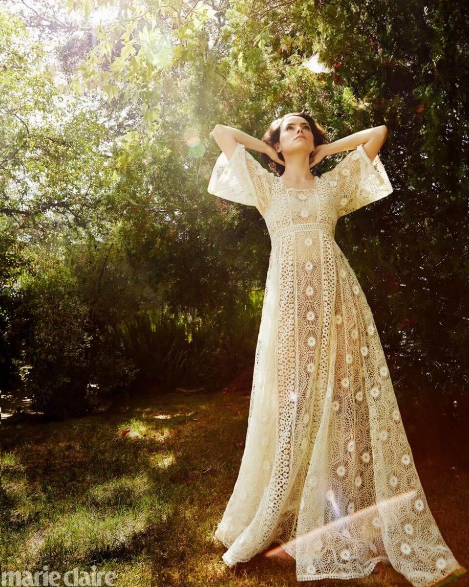 """Прима """"Звездных воин"""" Дейзи Ридли рассказала о сексизме в Голливуде-Фото 2"""
