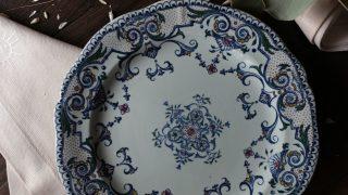 Благодійний аукціон «The art of charity»: Третій лот — колекційний посуд Gien-320x180