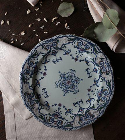 Благодійний аукціон «The art of charity»: Третій лот — колекційний посуд Gien-430x480