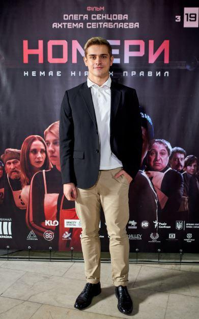 актер Денис Девизоров