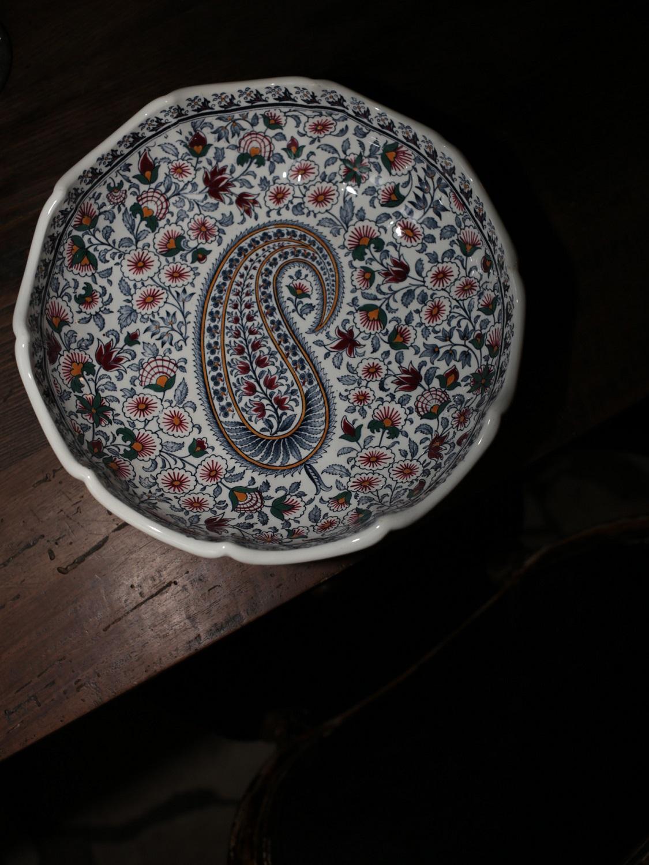 Благодійний аукціон «The art of charity»: Третій лот — колекційний посуд Gien-Фото 1
