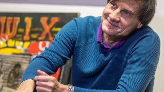 Воювати за Донбас мистецтвом. Ukraїner розповів історію художника, який пройшов полон та катування-320x180