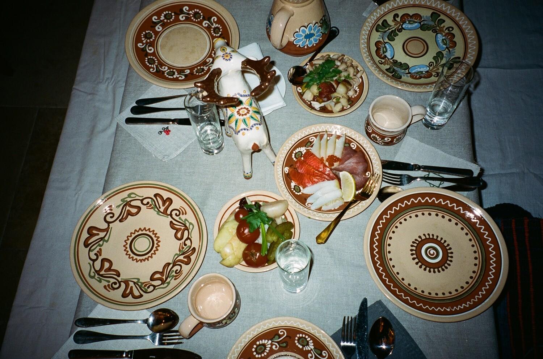 Щедрий вечір у родині Храновських-Фото 11