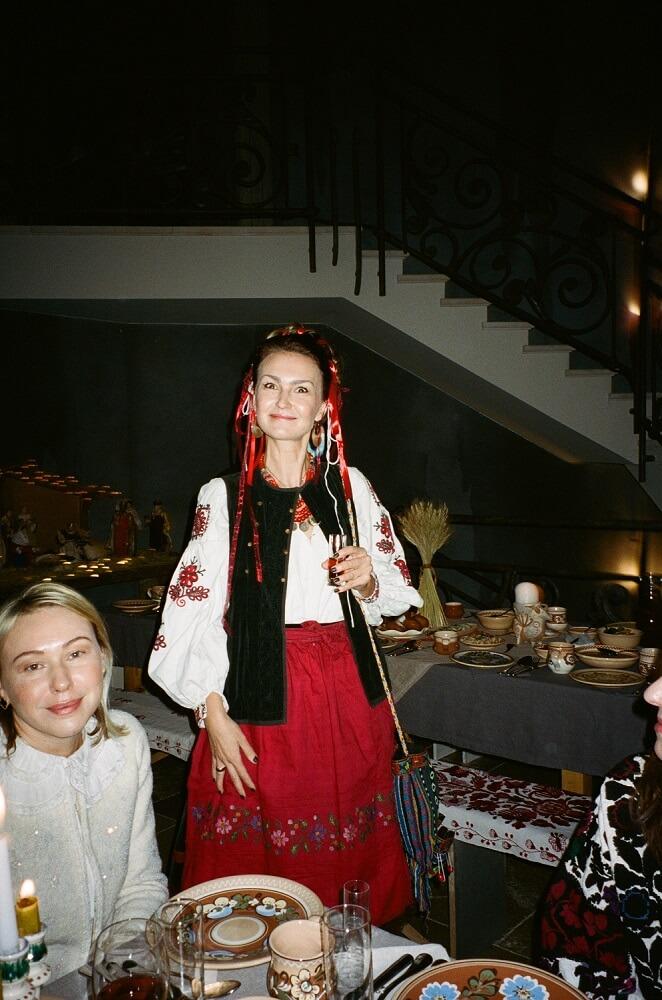 Щедрий вечір у родині Храновських-Фото 3