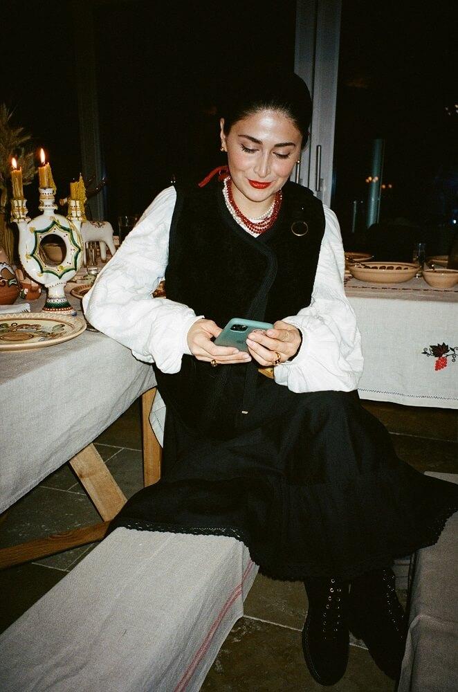 Щедрий вечір у родині Храновських-Фото 13