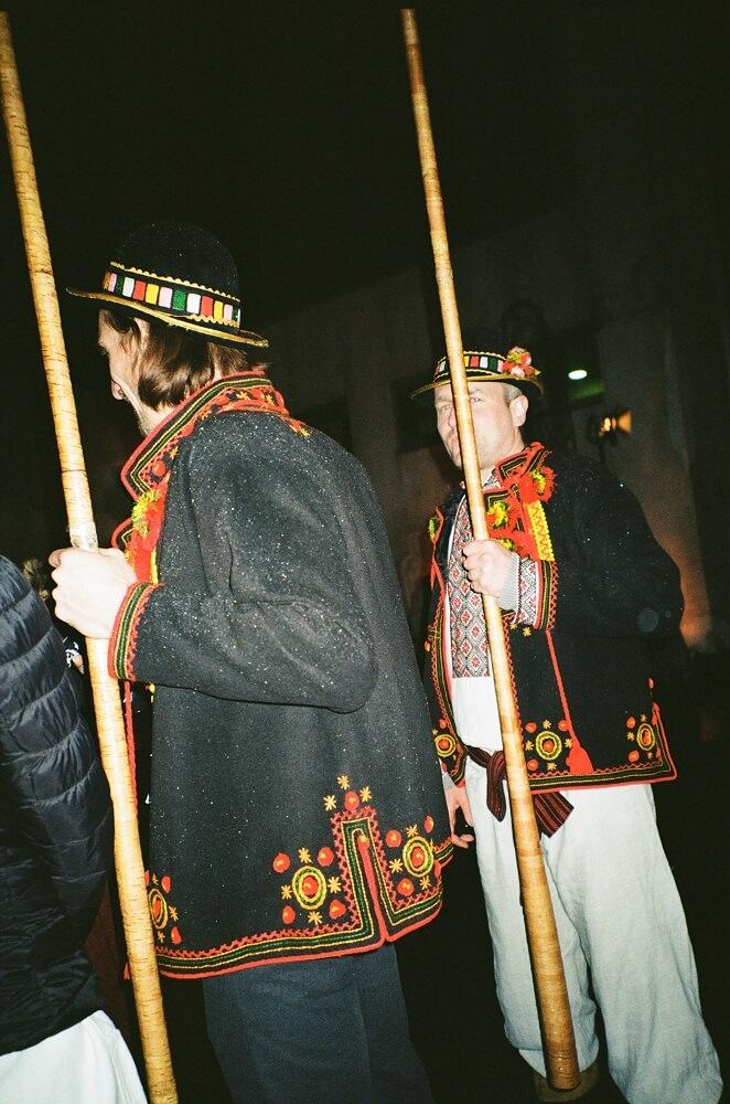 Щедрий вечір у родині Храновських-Фото 16