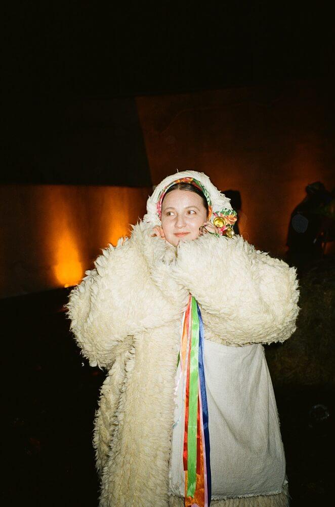 Щедрий вечір у родині Храновських-Фото 17
