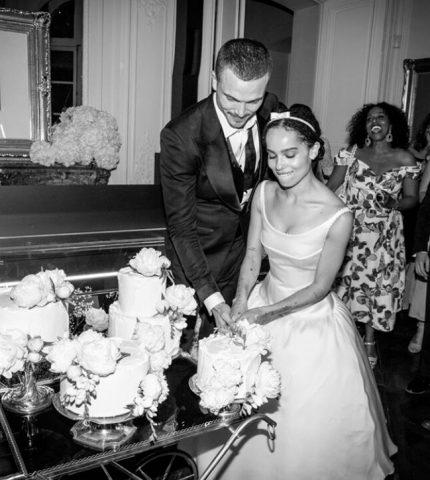Зои Кравиц разводится с супругом после почти двух лет брака-430x480